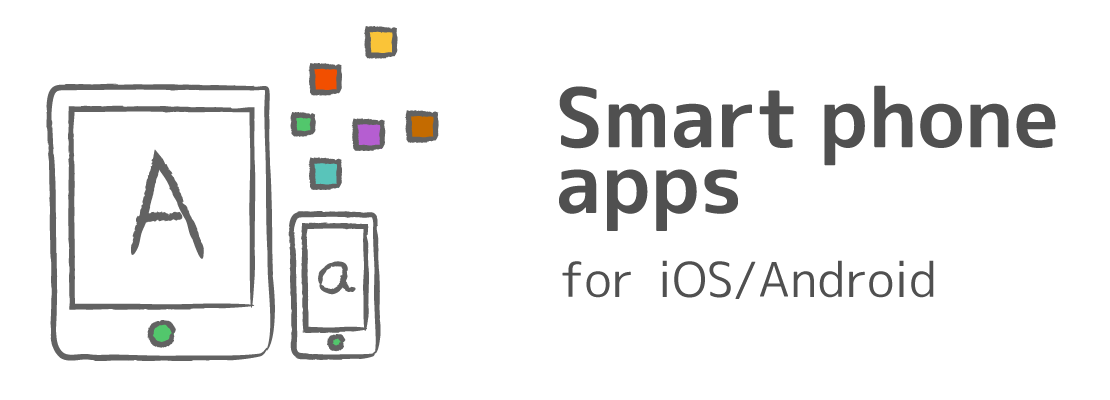 Smart phone apps