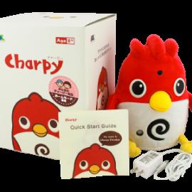 charpy 小学生向け英会話ロボット